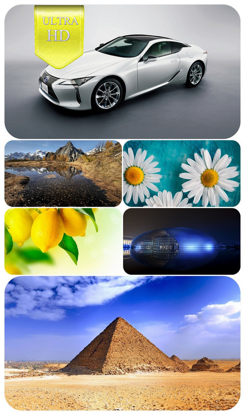 Ultra HD 3840x2160 Wallpaper Pack 318