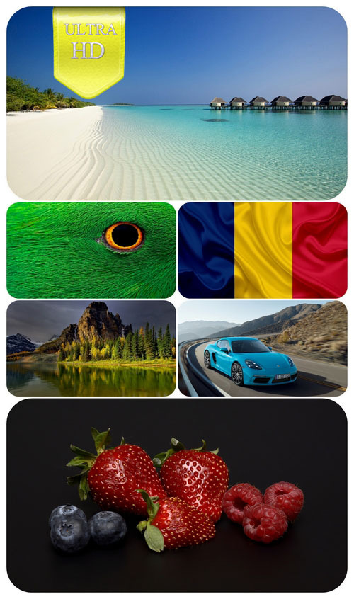 Ultra HD 3840x2160 Wallpaper Pack 380
