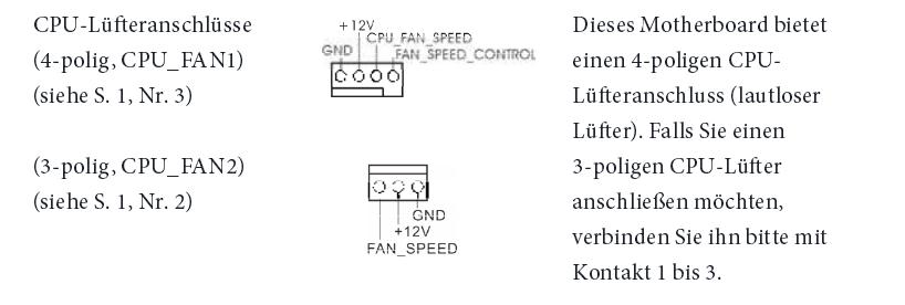 Erfreut Cpu Lüfter Schaltplan Bilder - Die Besten Elektrischen ...