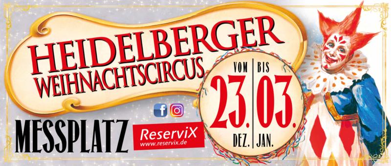 Heidelberger Weihnachtscircus