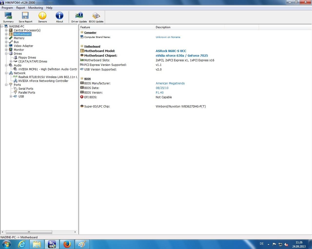 kein audiogerät windows xp