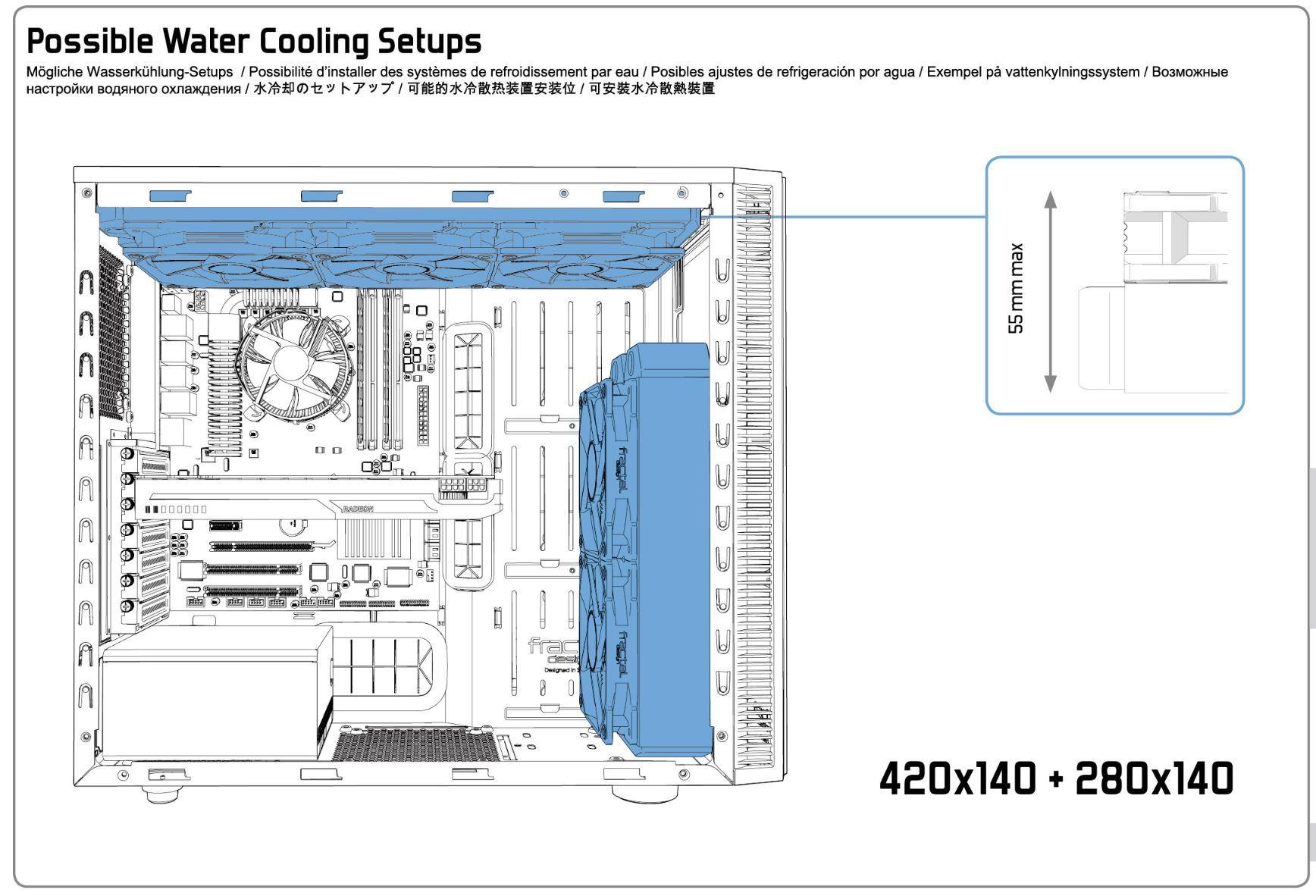 rein passive k hlung praktikabel 7700k 1080ti mora. Black Bedroom Furniture Sets. Home Design Ideas