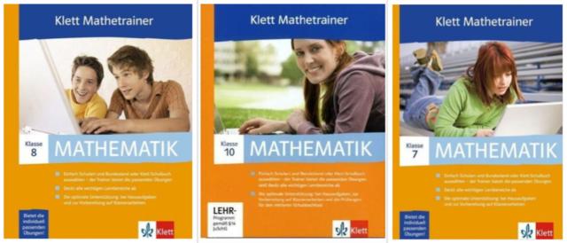 : Klett Mathetrainer Klasse 7 - 10