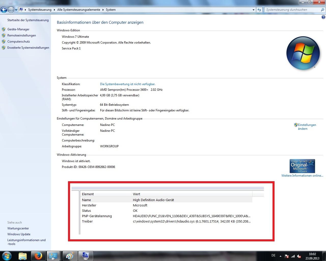 gerät installieren windows 10