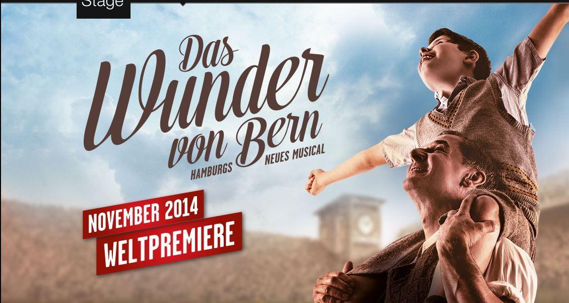 Wunder Von Bern Musical Wiki
