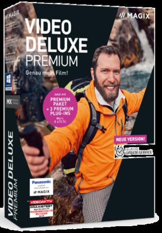 download Standard Magix Video deluxe 2019 Premium