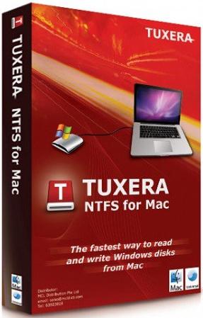 Tuxera Ntfs 2018 für MacOSX