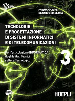 P. Camagni R. Nikolassy - Tecnologie e progettazione di sistemi informatici e di telecomunicazioni 3...
