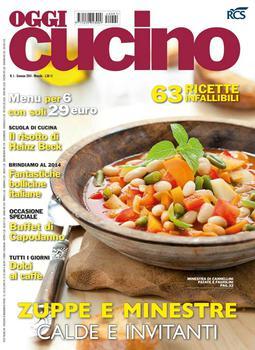 Oggi Cucino N 1 - Gennaio 2014