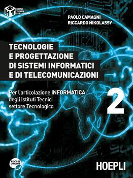P. Camagni R. Nikolassy - Tecnologie e progettazione di sistemi informatici e di telecomunicazioni 2...