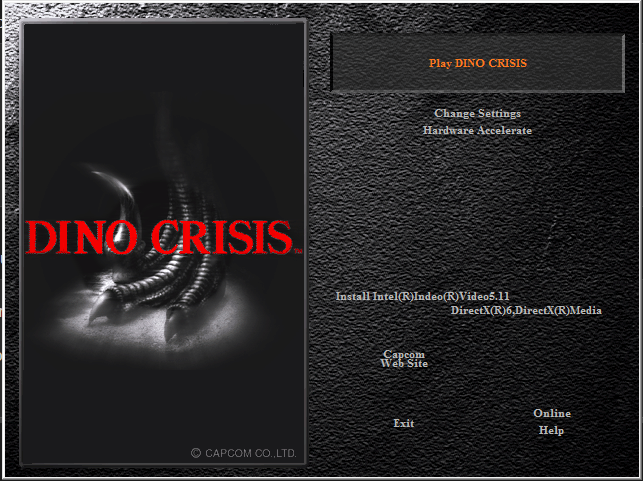Dino Crisis: The Lost World (Of PC Ports and Themes) | NeoGAF