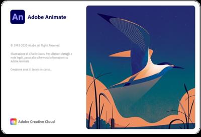 Adobe Animate 2021 v21.0.7.42652 - Ita