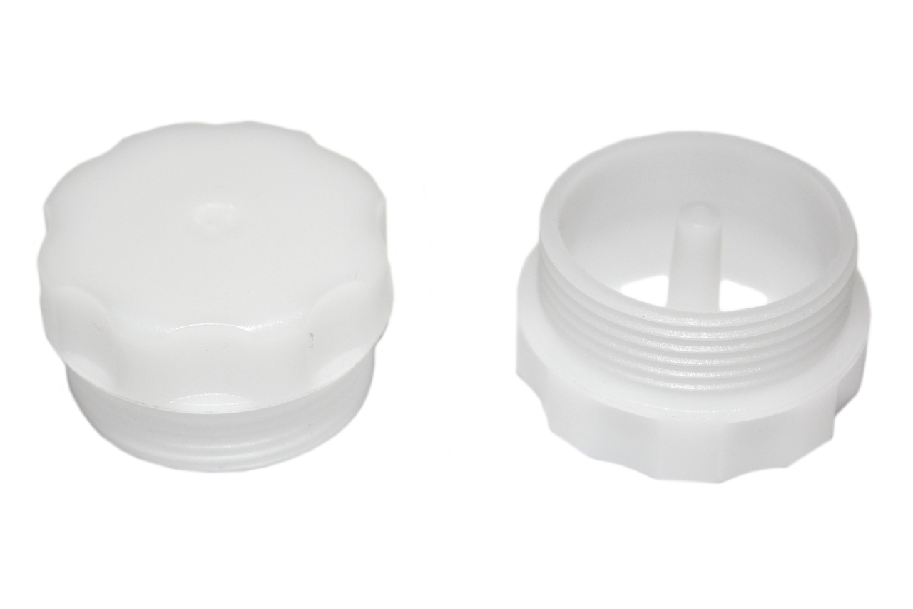4101151 Uponor Valve//soupape de retour pour collecteur compact en plastique 1005105