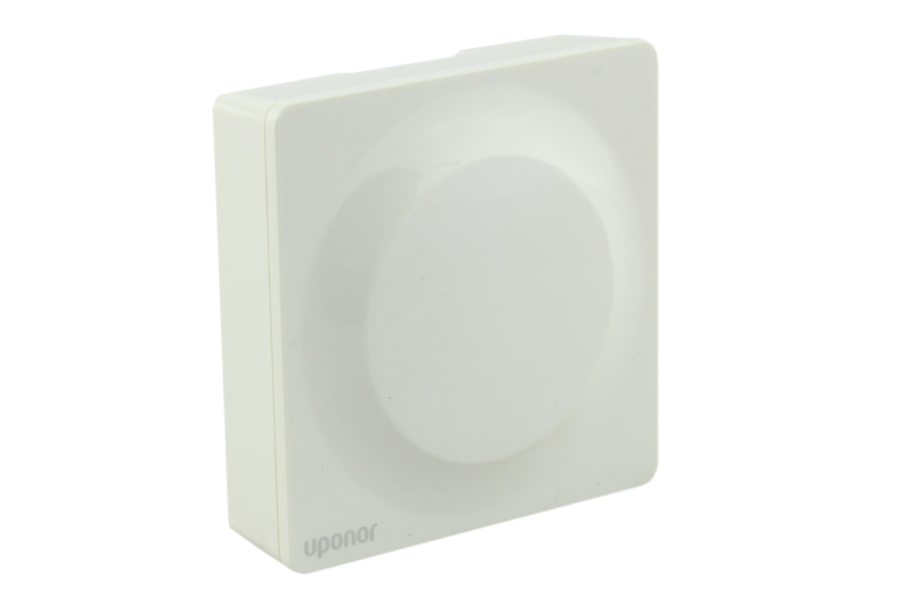 1086972 Uponor smatrix base t-143 Thermostat Régulateur de température ambiante RAL 9016