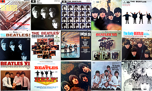 The Beatles: US Releases