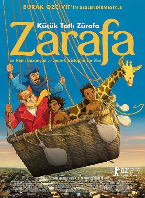 Küçük Tatlı Zürafa Film indir