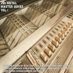 Various Artists - 70s Metal Master Series Vol 1 (2016)