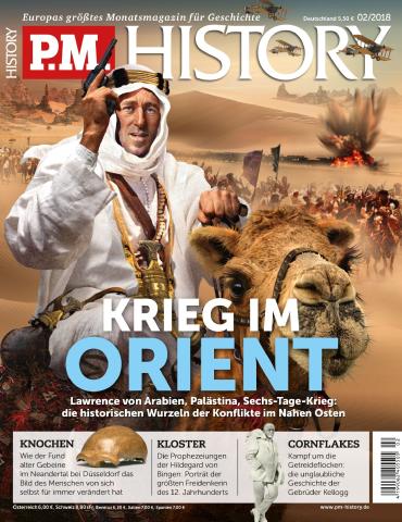 : PM History Magazin für Geschichte Februar No 02 2018