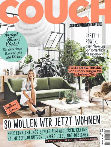 :  Couch Magazin (Dinge die wir lieben)  Mai No 05 2018