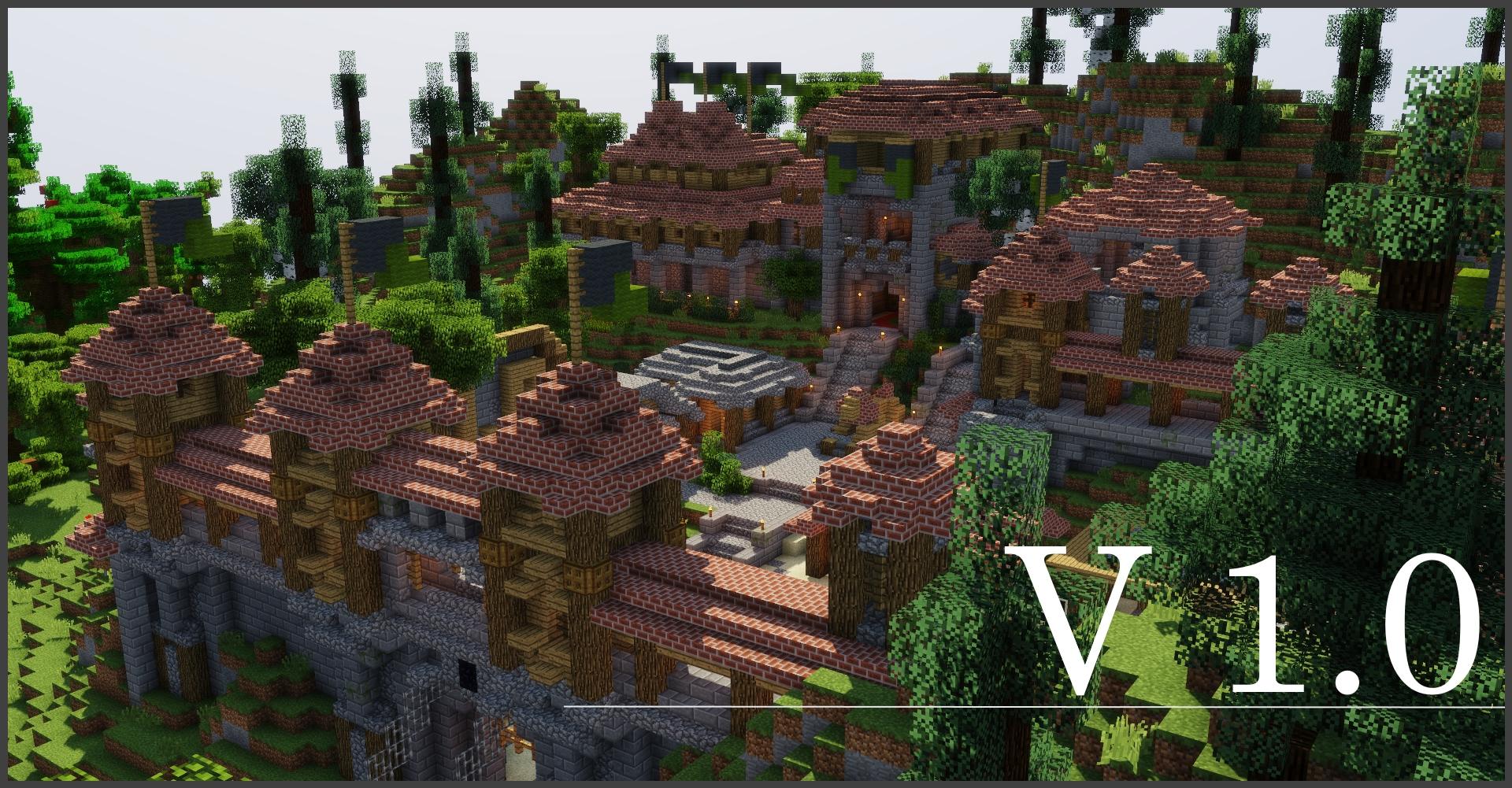 A Journey Through Minecraft Minecraft Project - Minecraft server erstellen in jeder version