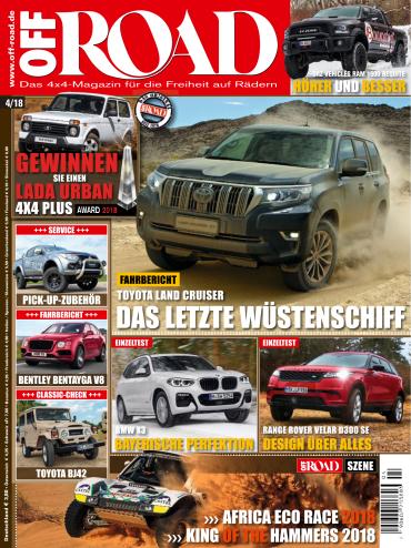 :  Off Road Automagazin April No 04 2018