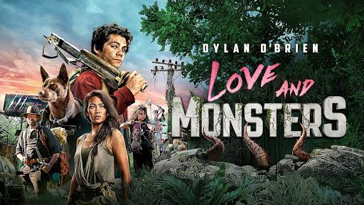 Aşk ve Canavarlar – Love And Monsters Türkçe Dublaj indir | DUAL | 2021