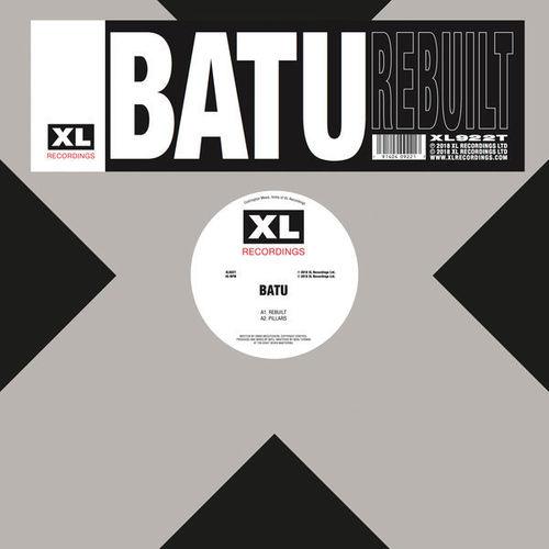 Batu - Rebuilt (EP) (2018)