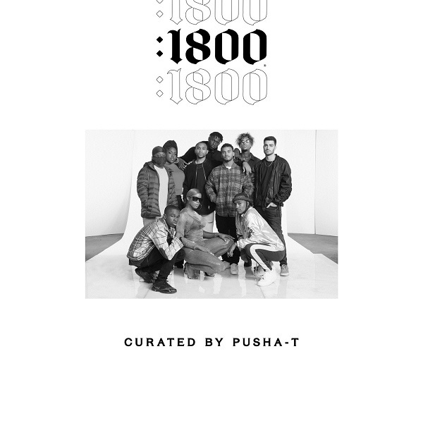 VA - 1800 Seconds: Curated by Pusha-T