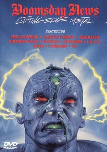 VA - Doomsday News: Cutting Edge Metal '89 (2014)