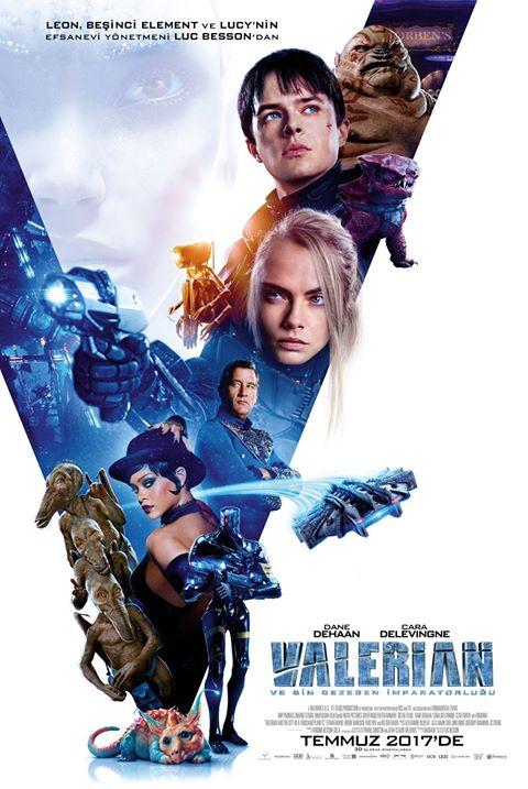 Valerian Film indir