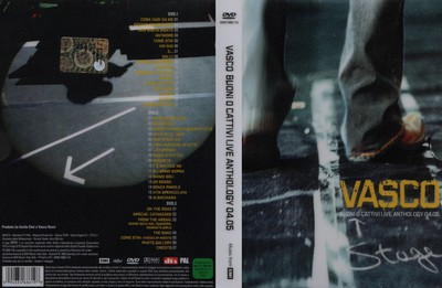Vasco Rossi - Buoni o cattivi Live Anthology 04.05 [3 DVD] (2005).Mkv Dvdrip X264 Ac3 - ITA