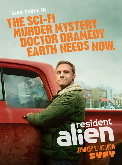 Resident Alien | 2021 | S01E01 | 1080p | WEB-DL | TSRG | Türkçe Dublaj