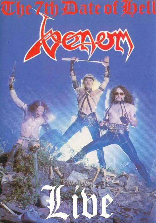 Venom - The 7th Date Of Hell (1985)