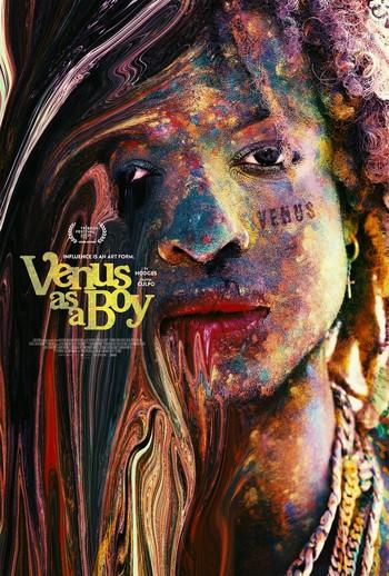 Venus as a Boy 2021 HDRip XviD AC3-EVO