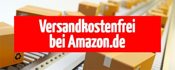 Versandkostenfrei bei Amazon.de