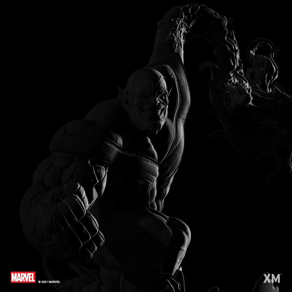 Premium Collectibles : Super Skrull 1/4 Statue Viewprofiledepicture.a5kng