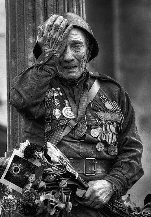 Le vétéran de la guerre... Viii0ij6k