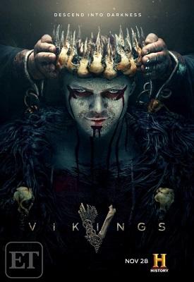Vikings - Stagione 5 (2018) (Completa) DLMux 1080P HEVC ITA ENG AC3 x265 mkv