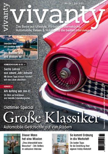 Vivanty Magazin fürs Leben No 07 2021