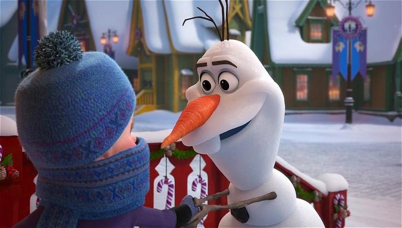 Karlar Ülkesi: Olaf'ın Maceraları Ekran Görüntüsü 2