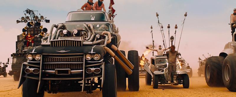 Çılgın Max: Öfkeli Yollar Ekran Görüntüsü 2