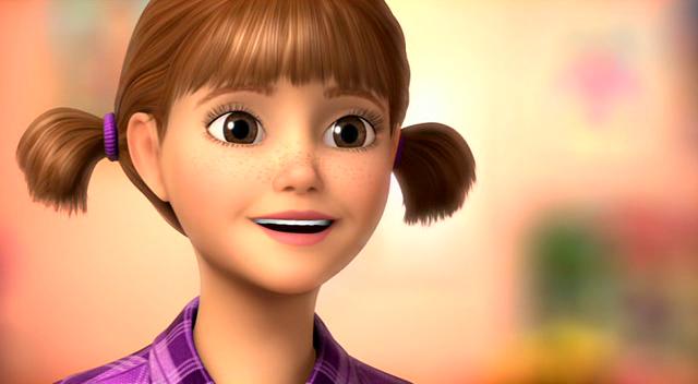 Barbie Prenses Okulu Ekran Görüntüsü 2