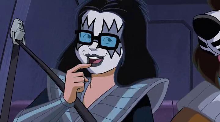 Scooby-Doo! & Kiss: Rock ile Roll Gizemi Ekran Görüntüsü 2