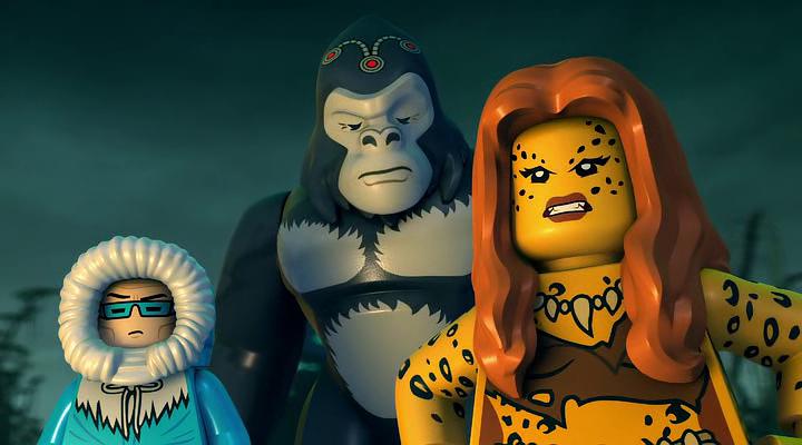 LEGO DC Justice League – Attack of the Legion of Doom! Ekran Görüntüsü 2