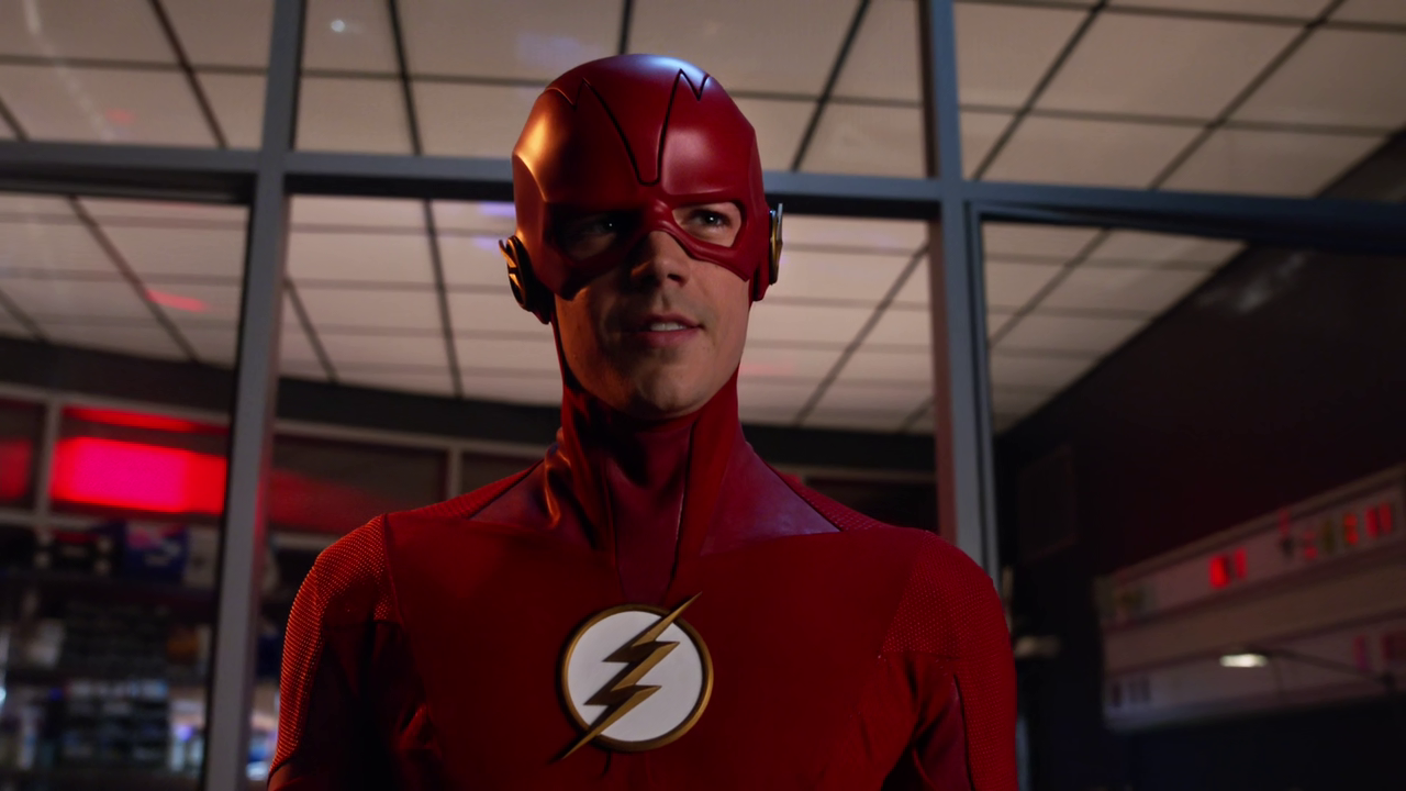 The Flash - Stagione 5 (2019) (15/22) DLMux 720P HEVC ITA ENG AC3 x265 mkv