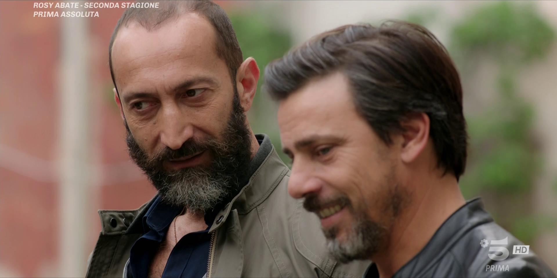 Rosy Abate - La serie - Stagione 2 (2019) (Completa) HDTV 1080P HEVC ITA AC3 x265 mkv