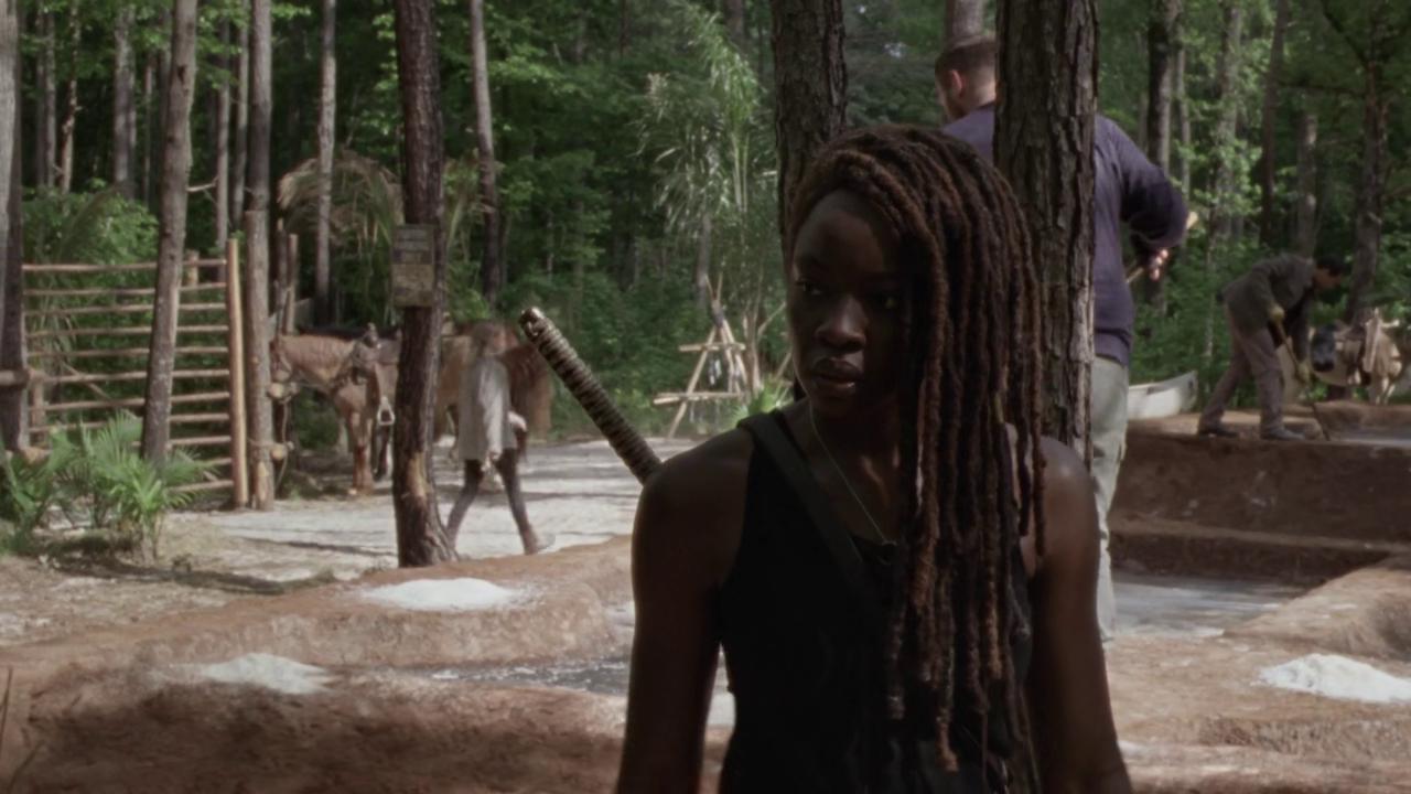 The Walking Dead - Stagione 10 (2019) (11/16) WEBMux 720P HEVC ITA ENG AC3 x265 mkv Vlcsnap-2019-10-08-01svkzb