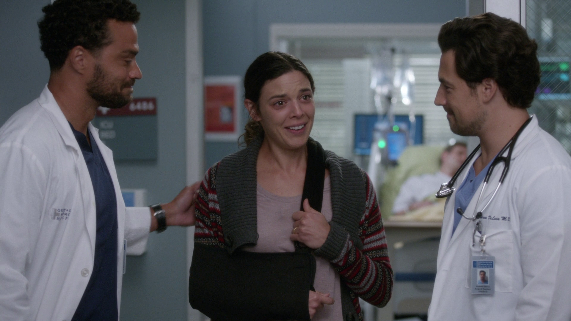 Grey's Anatomy - Stagione 16 (2019) (15/24) WEBMux 1080P ITA ENG AC3 x264 mkv Vlcsnap-2019-10-29-03rrj89