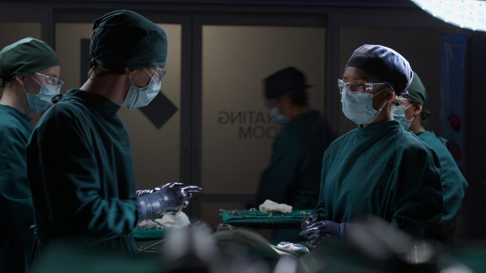 The Good Doctor - Stagione 3 (2020) (2/18) WEBMux 1080P ITA ENG AC3 x264 mkv