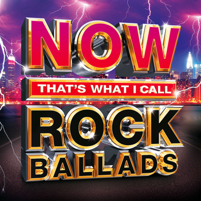 Now Thats What I Call Rock Ballads (2016) .mp3 - 320kbps